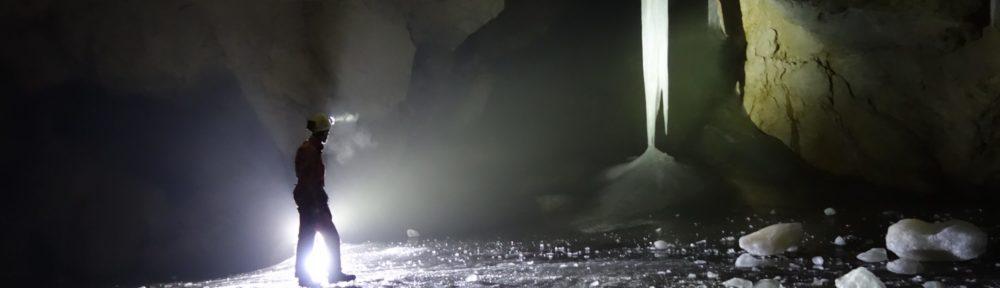Höhlenforschung in Oberösterreich